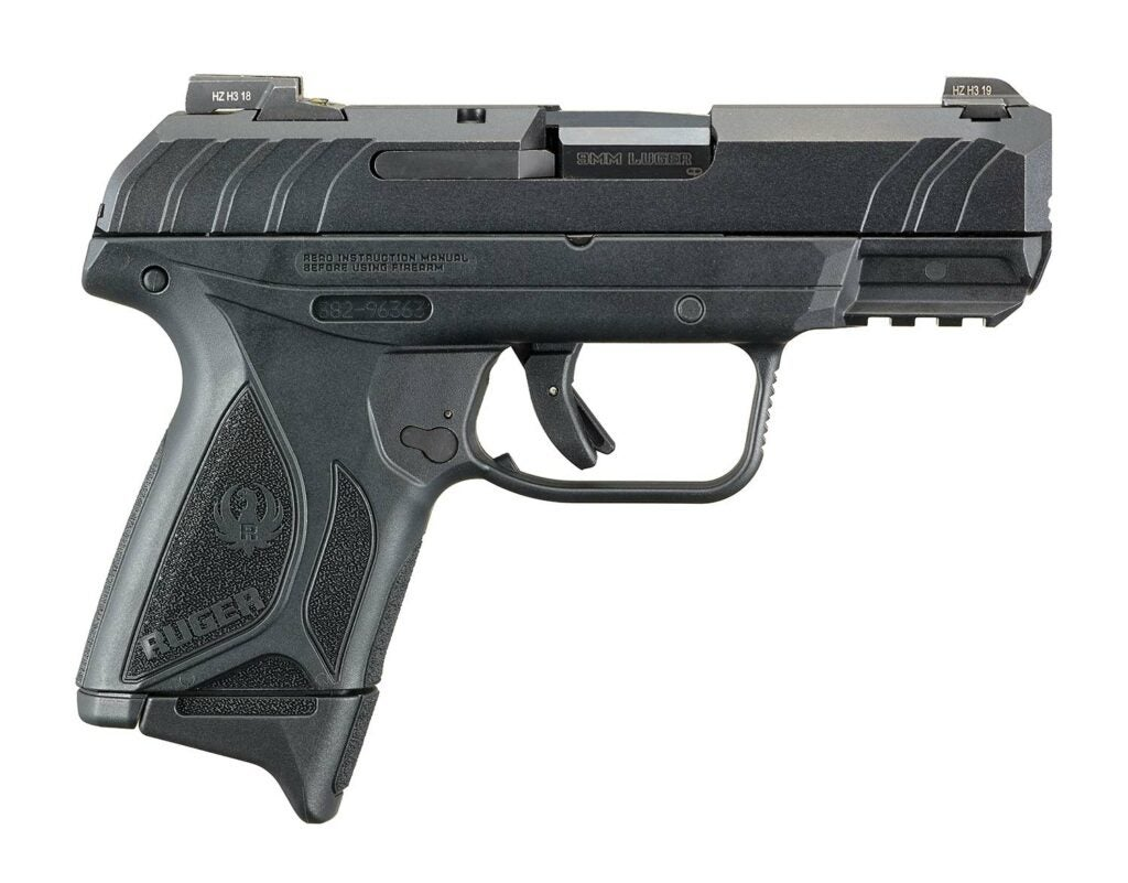 Ruger Security-9.