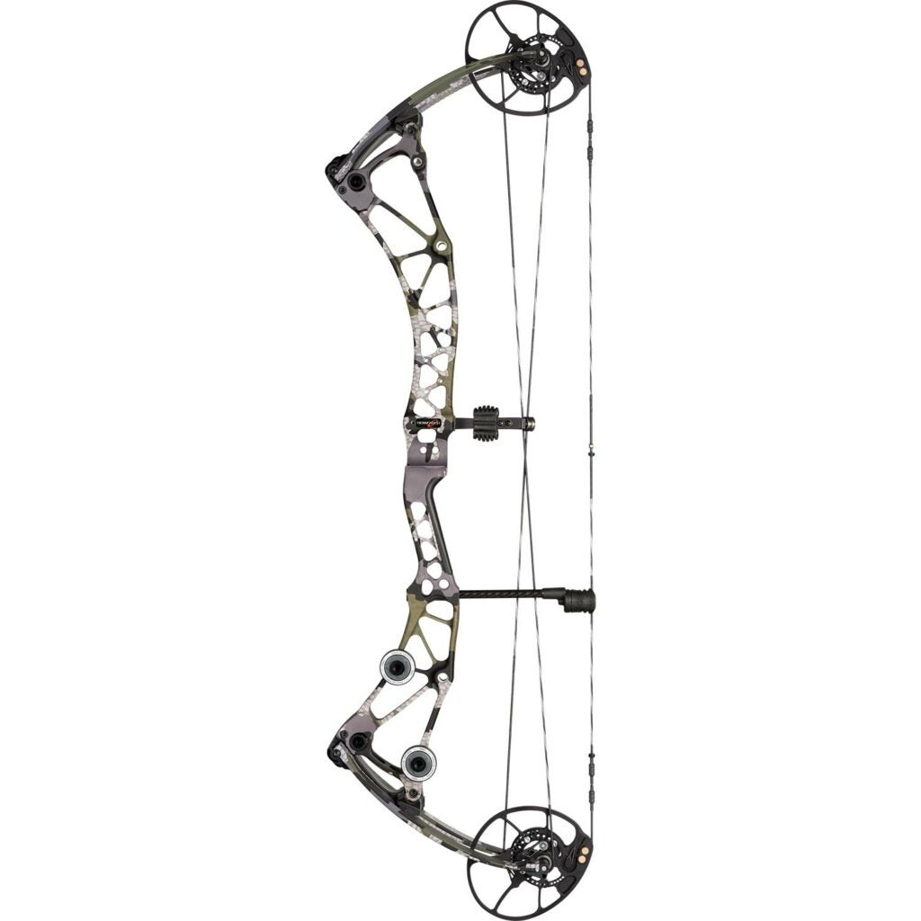 Bowtech Revolt X compound bow.