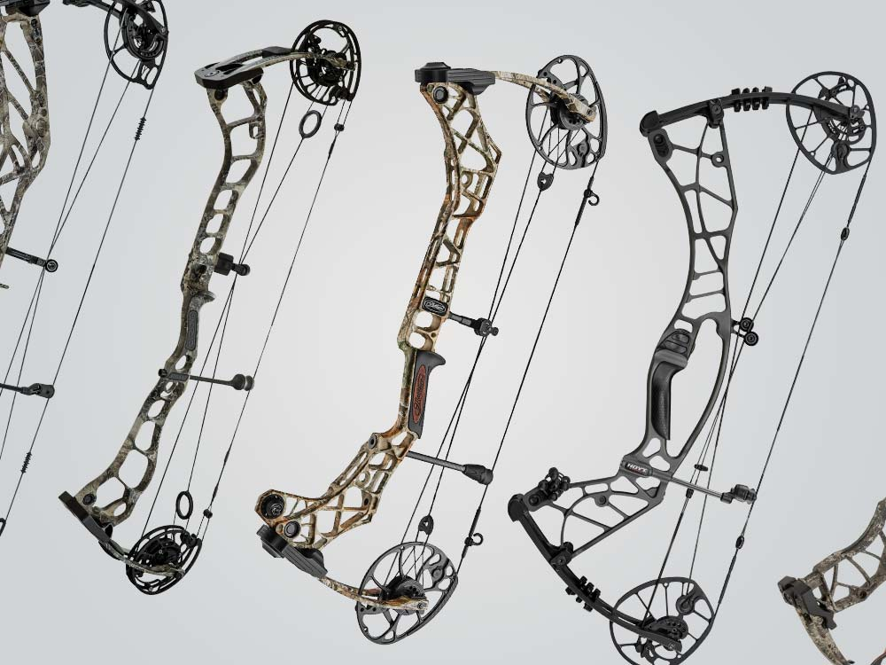 Best new bowhunting compound bows.