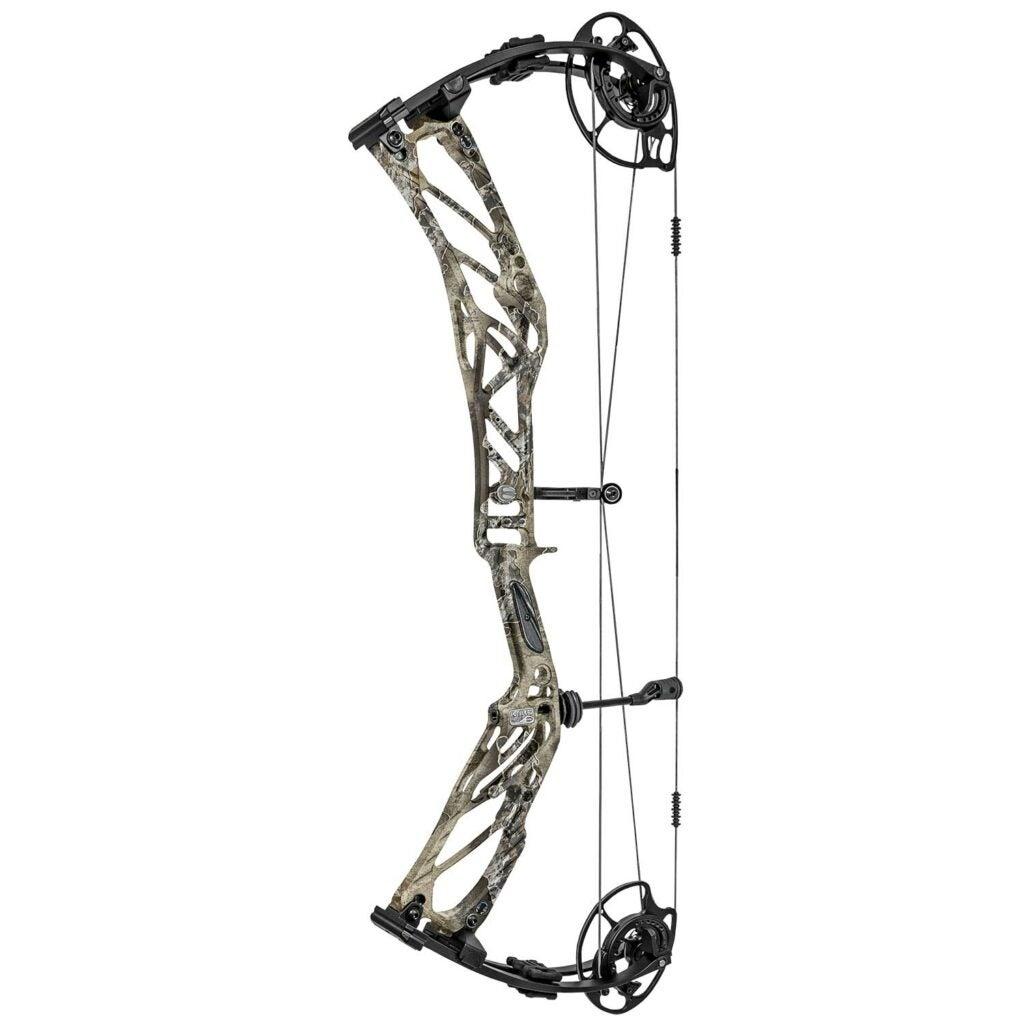 Elite Archery Kure compound bow.