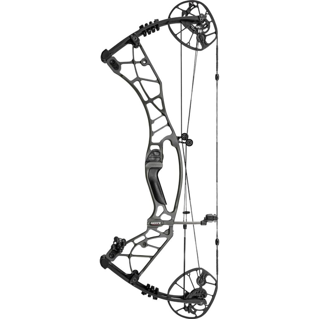 Hoyt Axius Alpha compound bow.