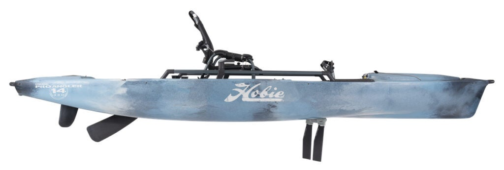 The Hobie Pro Angler 12 Kayak.