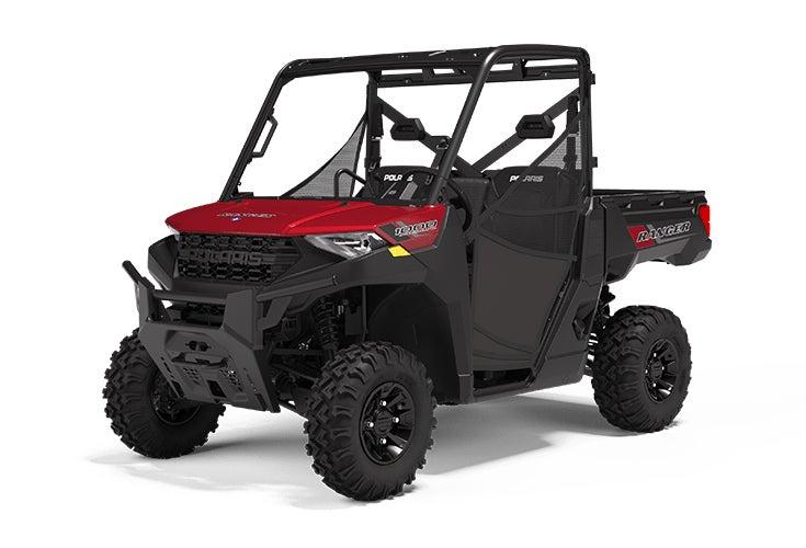 The Polaris Ranger 1000.
