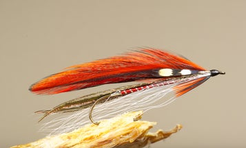 8 Vintage Streamer Patterns for Trout and Salmon