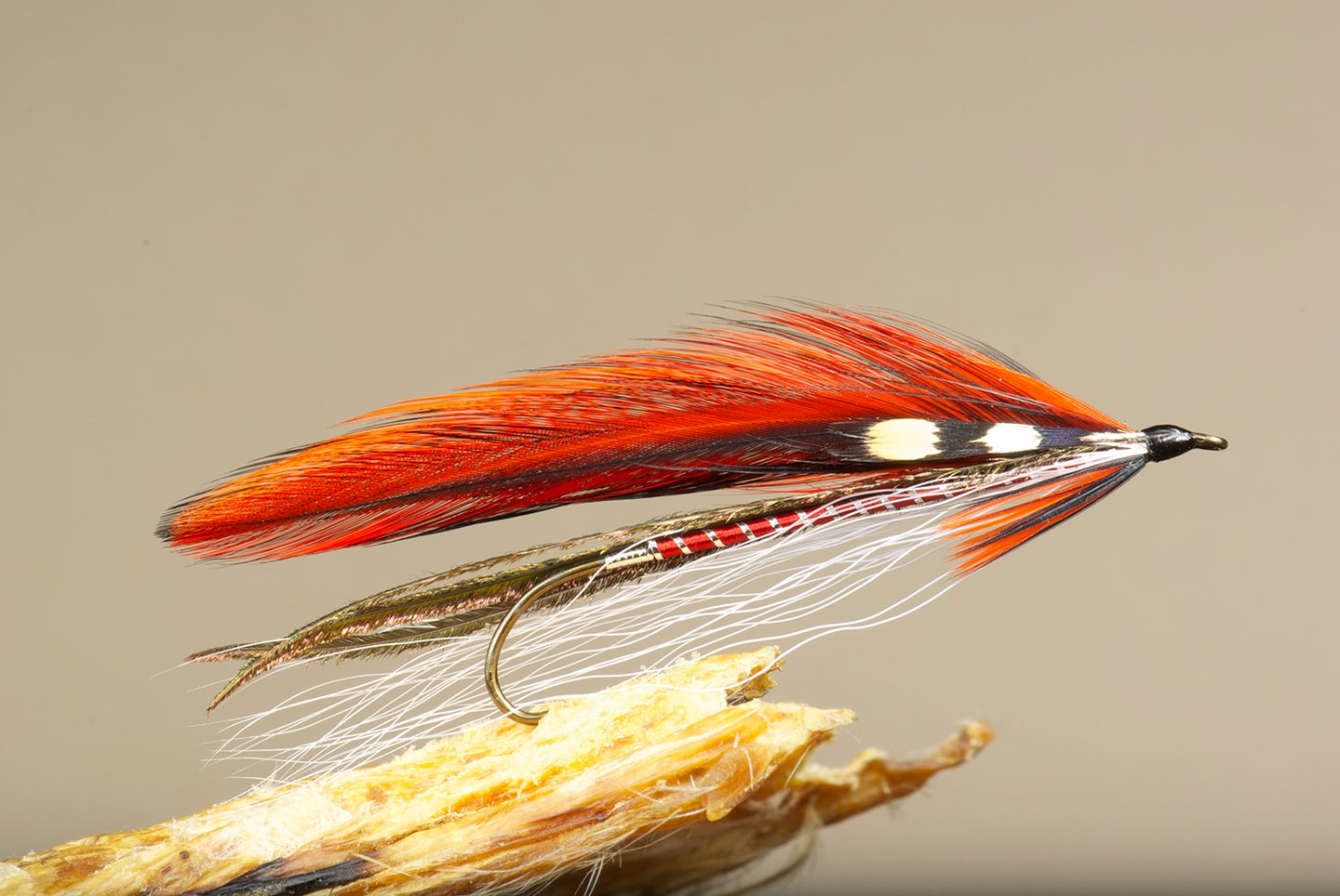 Allie's Favorite fly fishing lure.