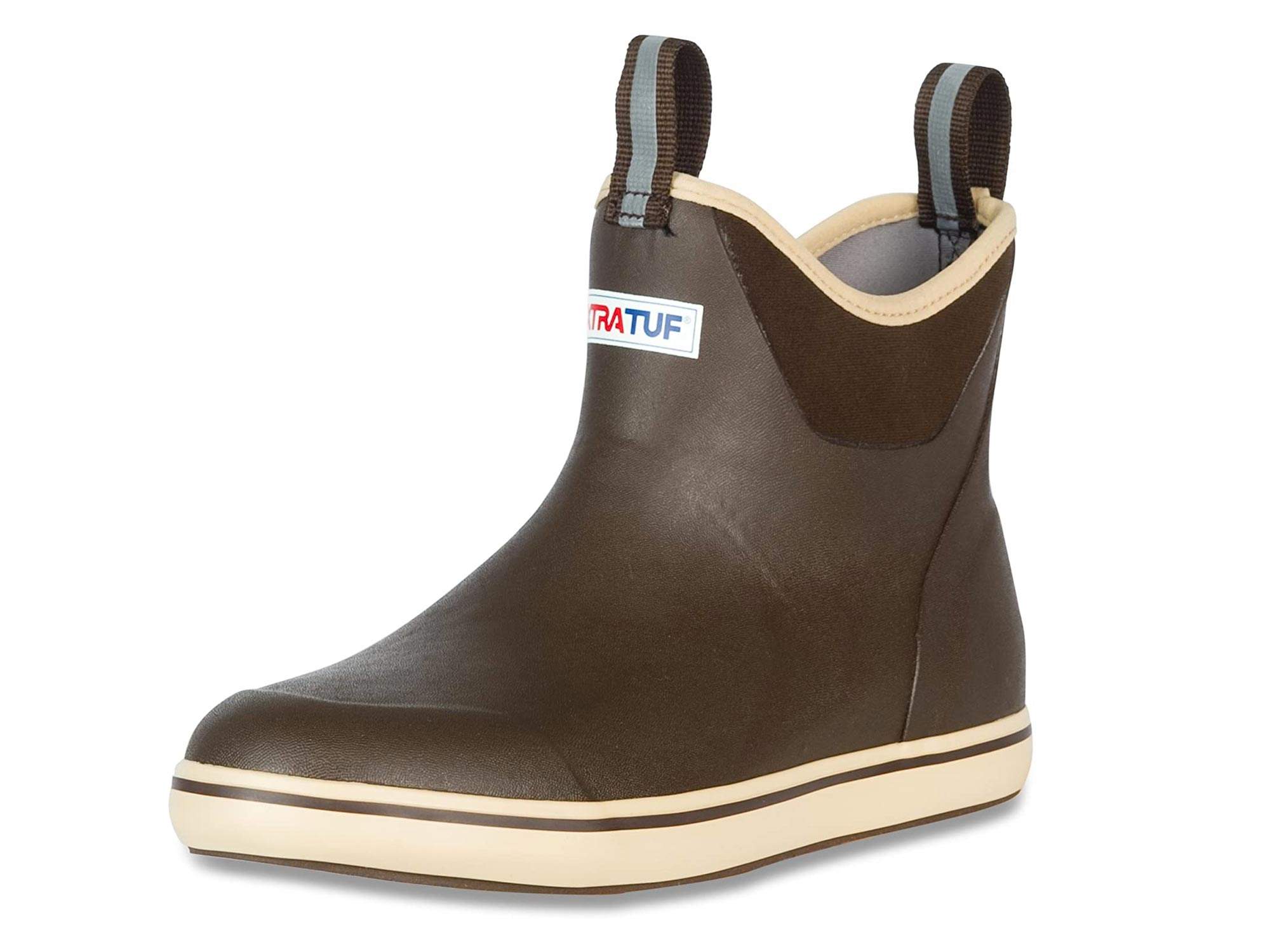 """XTRATUF Performance Series 6"""" Men's Full Rubber Ankle Deck Boots"""