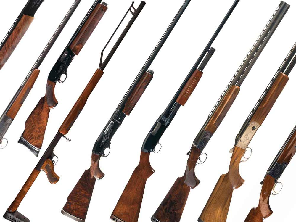 Rock Island Auction best trap guns.