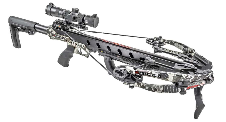 Killer Instinct Speed 425 crossbow.