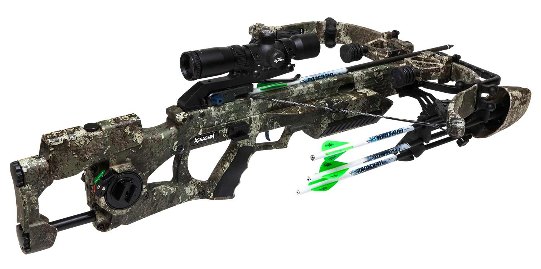 The Assassin 400TD crossbow