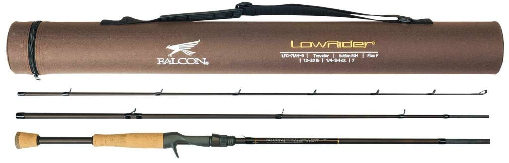 Falcon Lowrider Traveler Rods