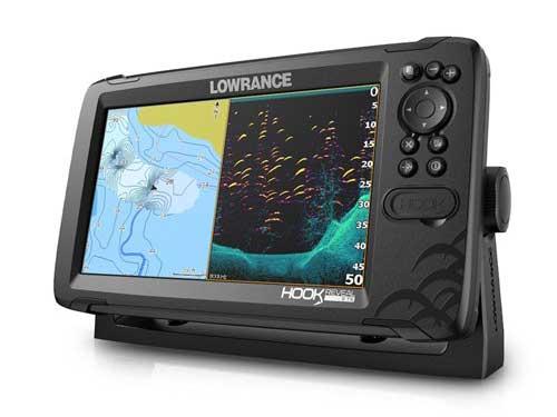 Lowrance electronics.
