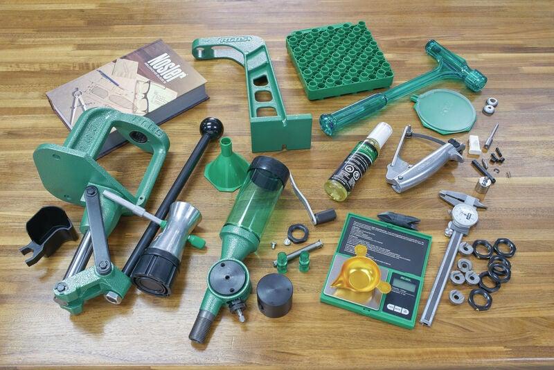 The Explorer Plus Reloading Kit from RCBS