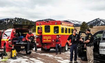 A Day in the Life of a Search-and-Rescue Team