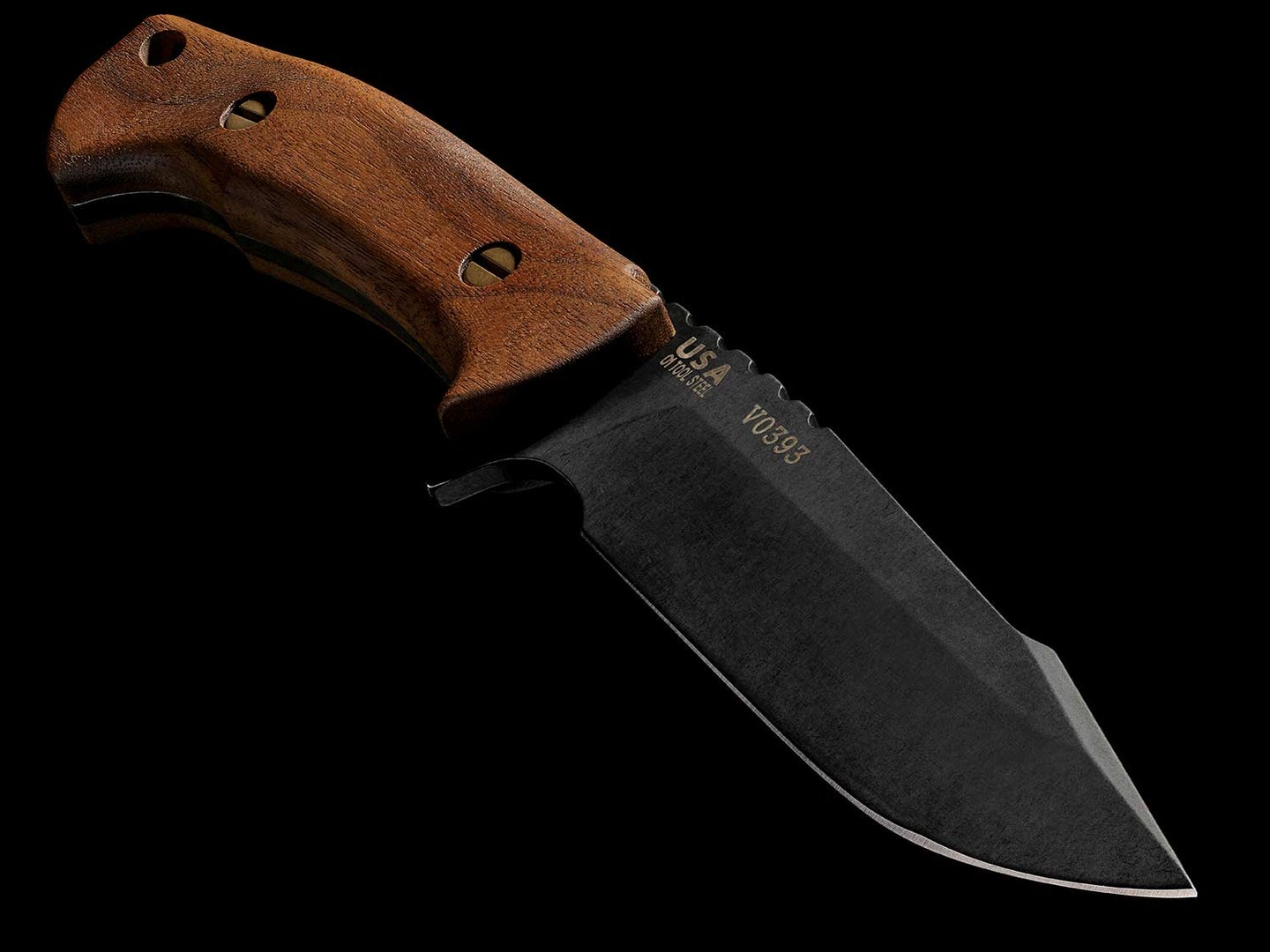 The Range Harpoon from Hinderer Knives