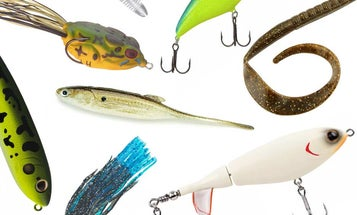 The 10 Best Summer Bass Lures—Picked by the Pros