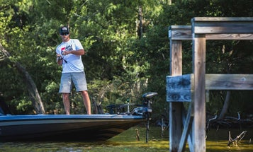 Catch More Bass Near Boathouses and Docks