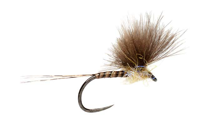 Orvis CDC fly fishing lure.