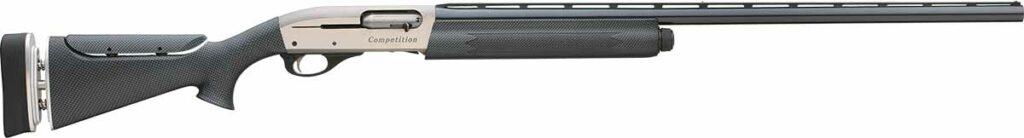 The Remington 1100 Competition shotgun.