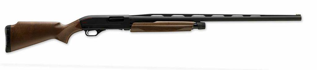 The Winchester SXP trap shotgun.