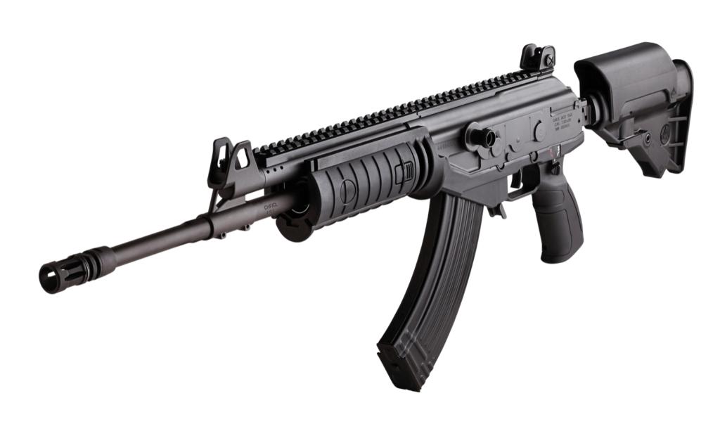 The IWI Ace Rifle