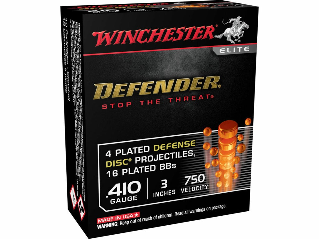 A box of winchester rifle ammunition.