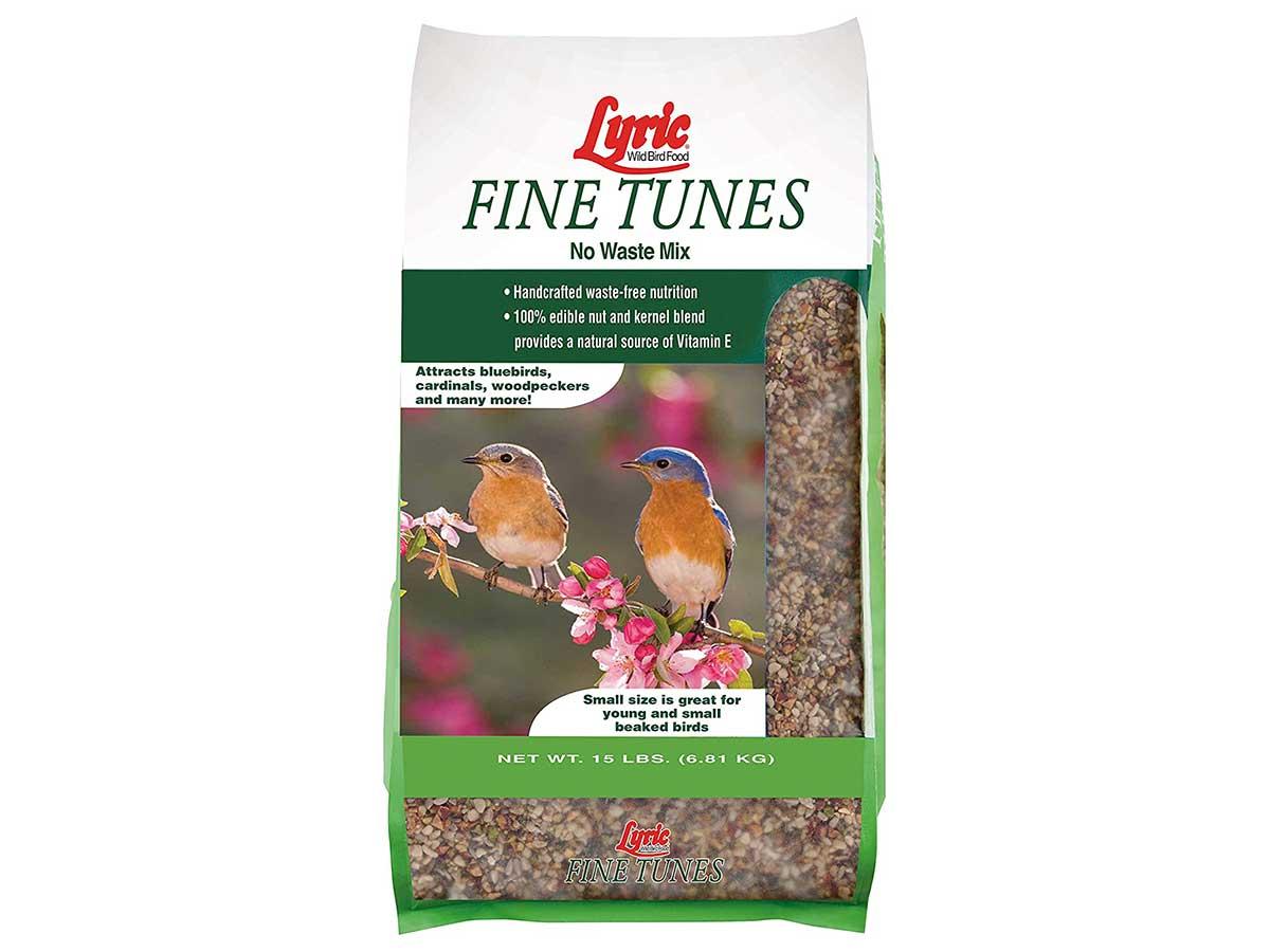 Lyric 2647440 Fine Tunes No Waste Bird Seed Mix