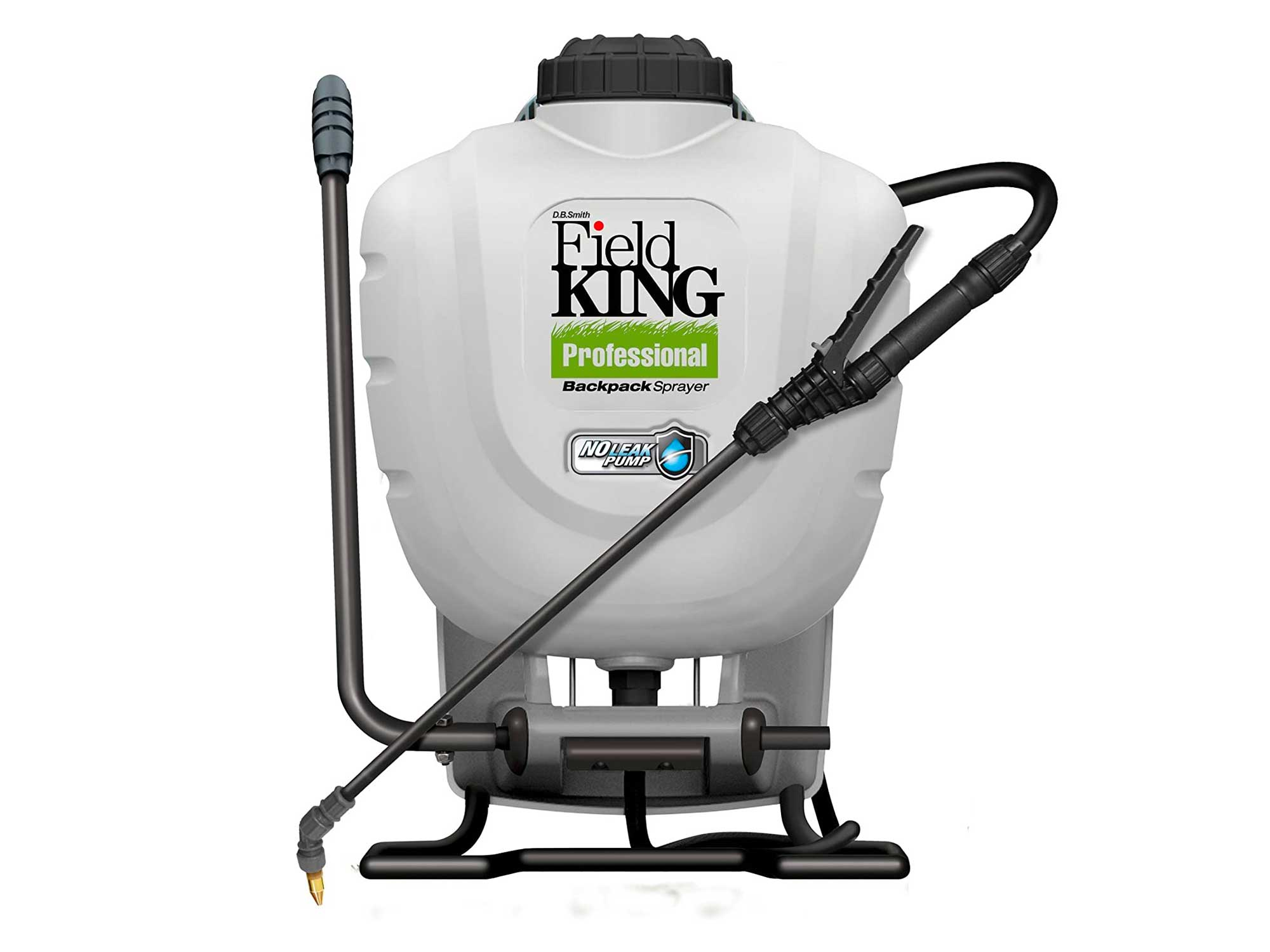 Field King 190328 Backpack Sprayer, 4 Gallon