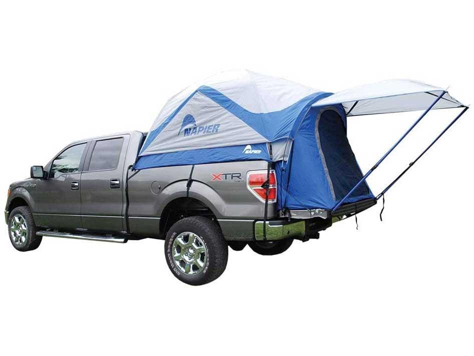 Sportz Truck Tent Blue/Grey (Full Size Long 8-Feet Box)