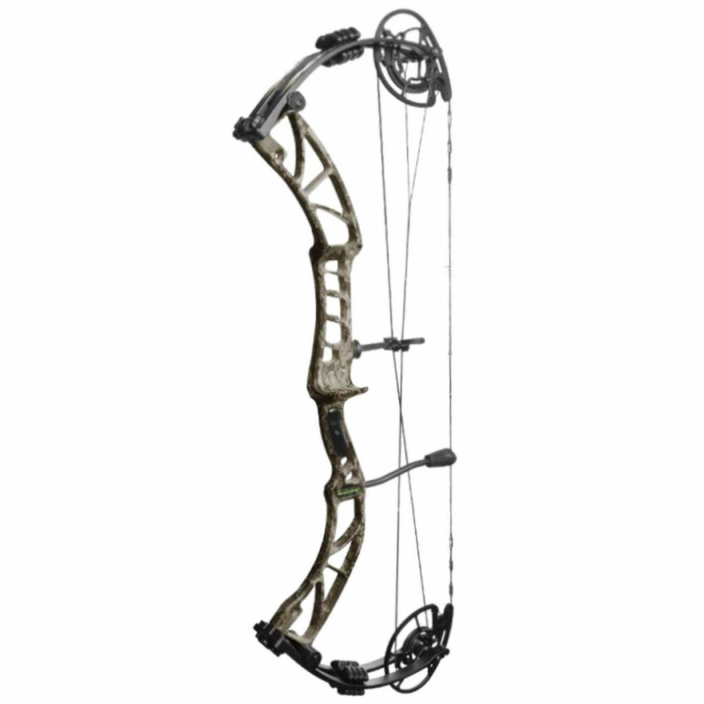 An Xpedition Mountaineer crossbow on a white background.