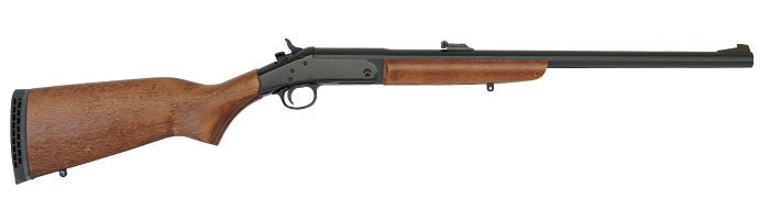 The H&R Handi Rifle on a white background.