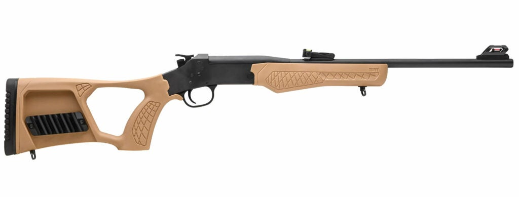 The Rossi Tuffy Matched Pair rifle on a white background.