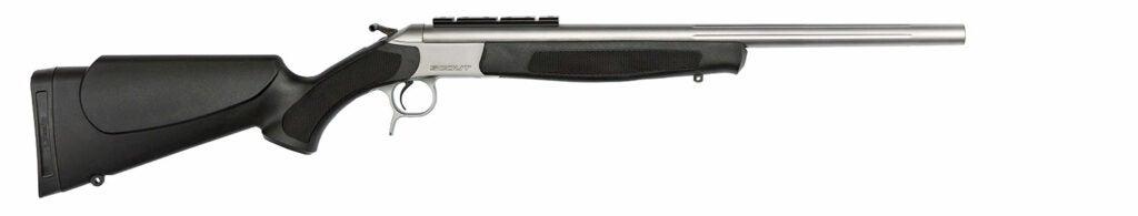 The CVA Scout gun on a white background.