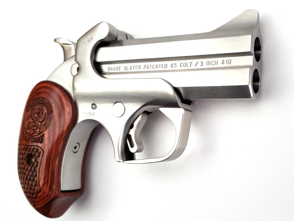 Bond Arms Snake Slayer 45 Colt/410