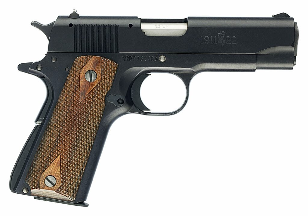 Browning 1911-22 A1 Compact .22 LR.