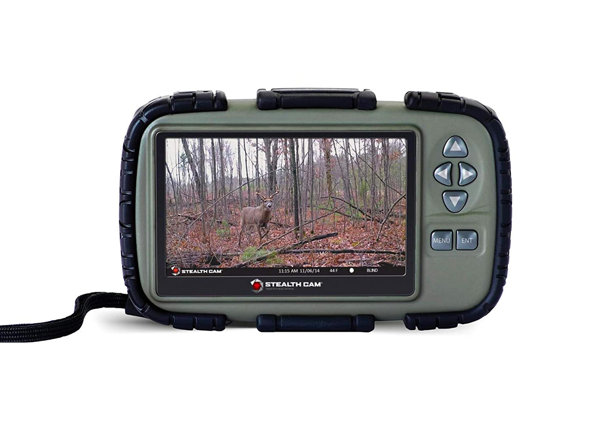 Stealth Cam SD Card Reader and Viewer with 4.3