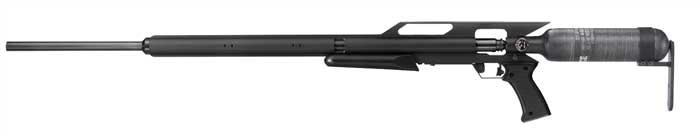 The AirForce Texan 50 CF air gun on a white background.
