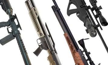 8 Big-Bore Airguns That Are Powerful Enough to Take Big Game