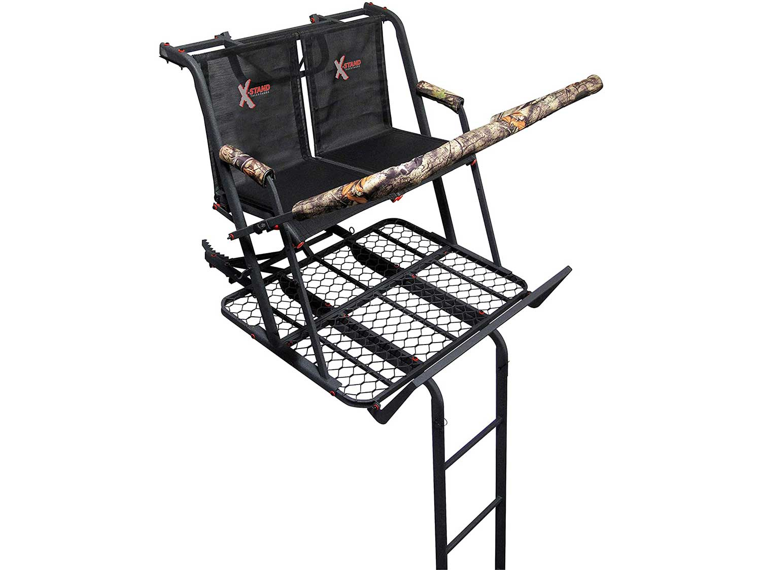 X-Stand Treestands The Jayhawk 20' Two Man Ladderstand