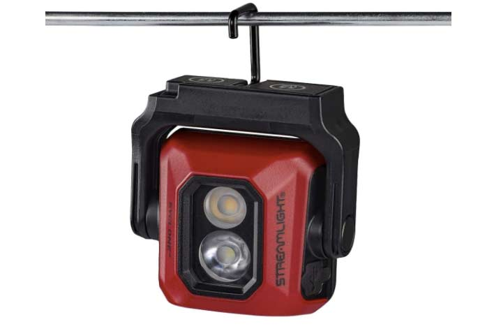 The Streamlight Compact Rechargeable Work Light on a white background.
