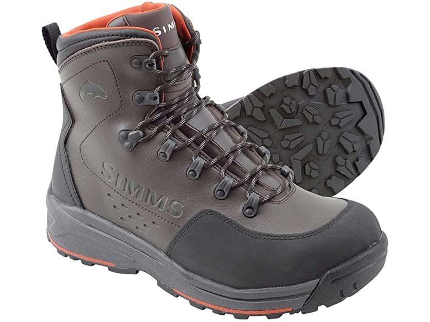 A pair of Summit boots.