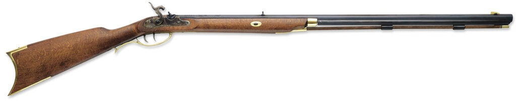 Traditions Crockett .32 on a white background.