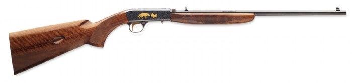 The Browning SA-22 Grade VI.