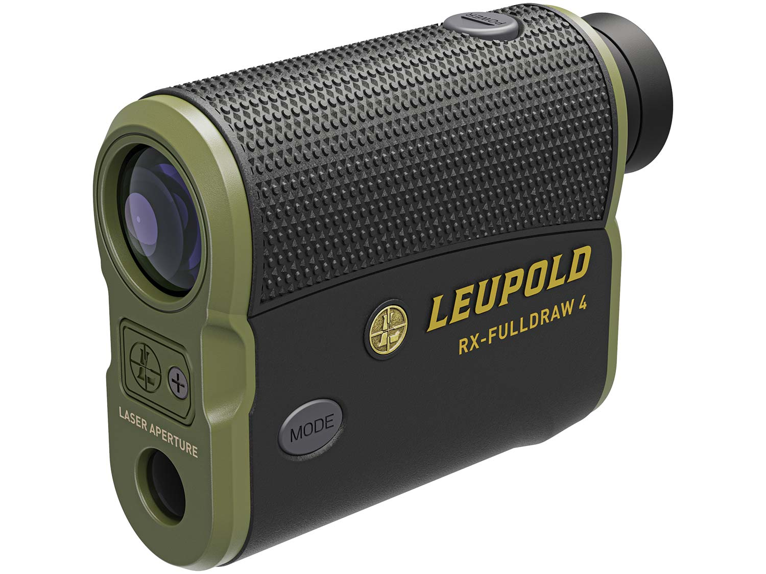 The Leupold RX-Fulldraw rangefinding optic on a white background.