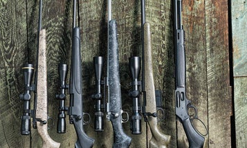 10 Modern Classic Deer Hunting Rifles