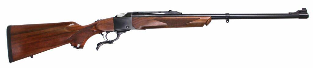Lipsey's No 1 Medium sport rifle on a white background.
