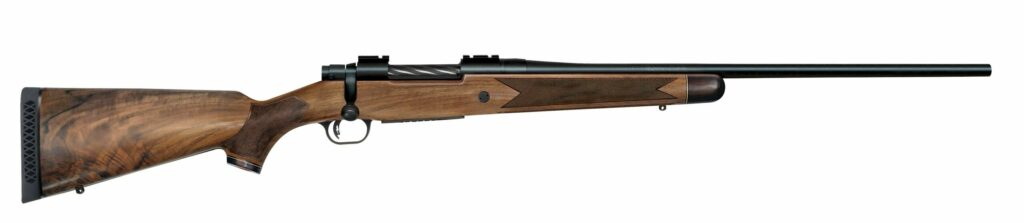 The Patriot Revere rifle on a white background.