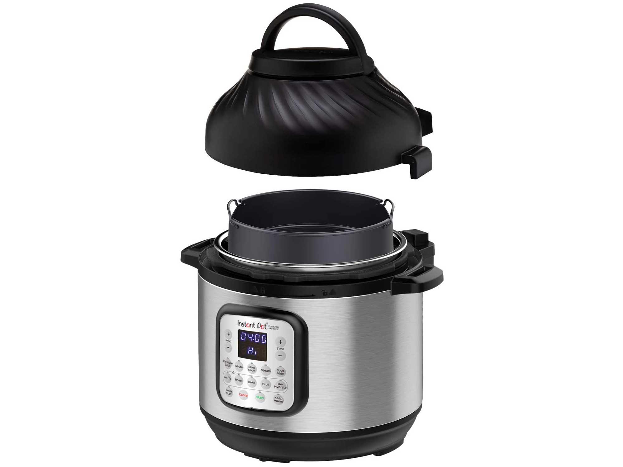 Instant Pot Duo Crisp Pressure Cooker