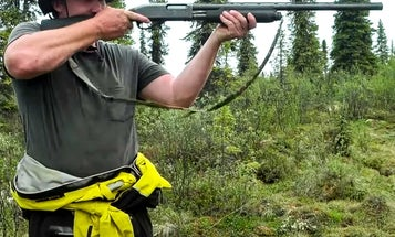 How to Ready Your Pump-Action Shotgun as Survival Tool for Bear Country