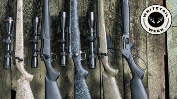 Modern Classic Deer Rifles