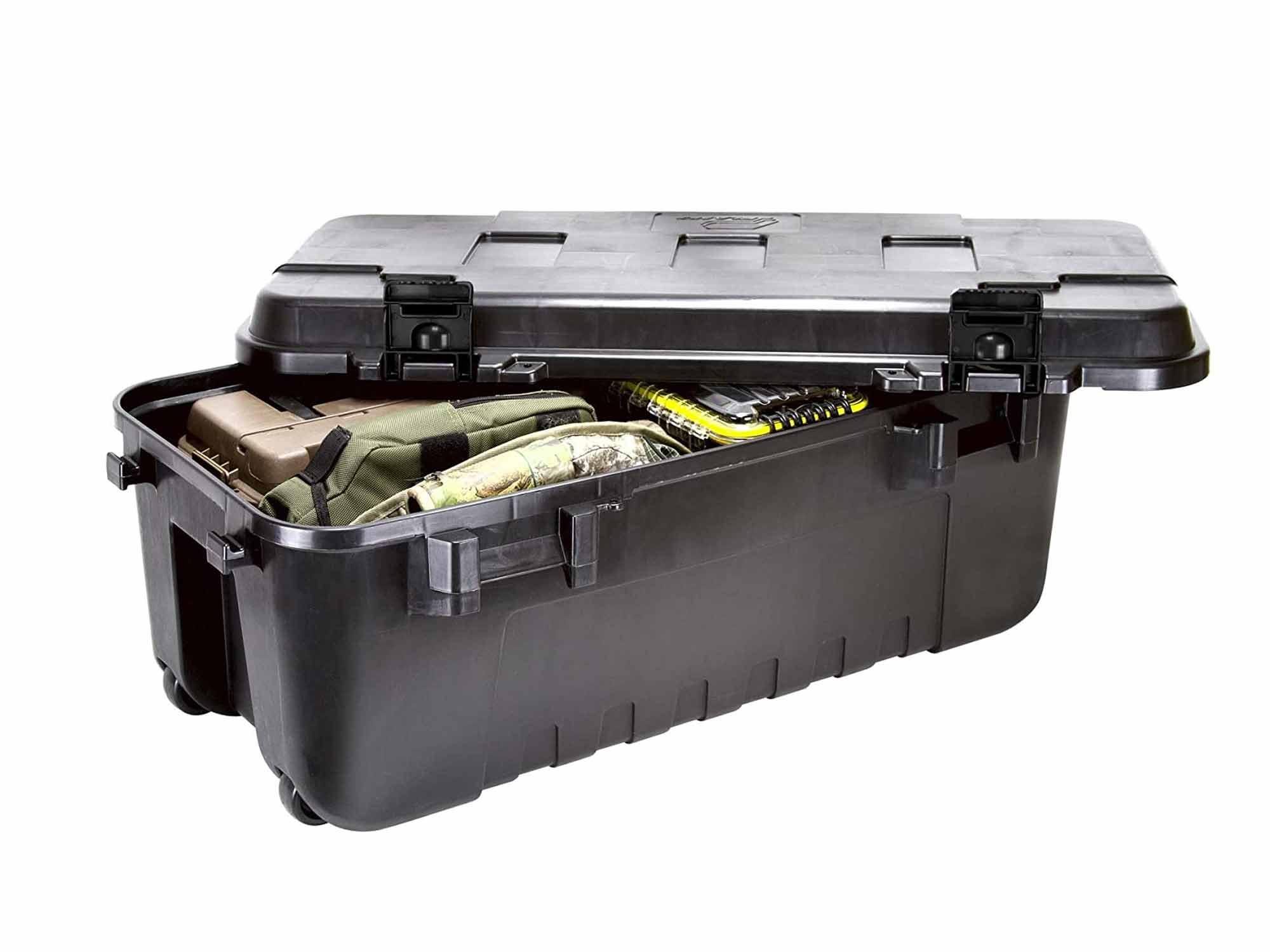Plano Storage Trunk - 108 Quart w/ Wheels